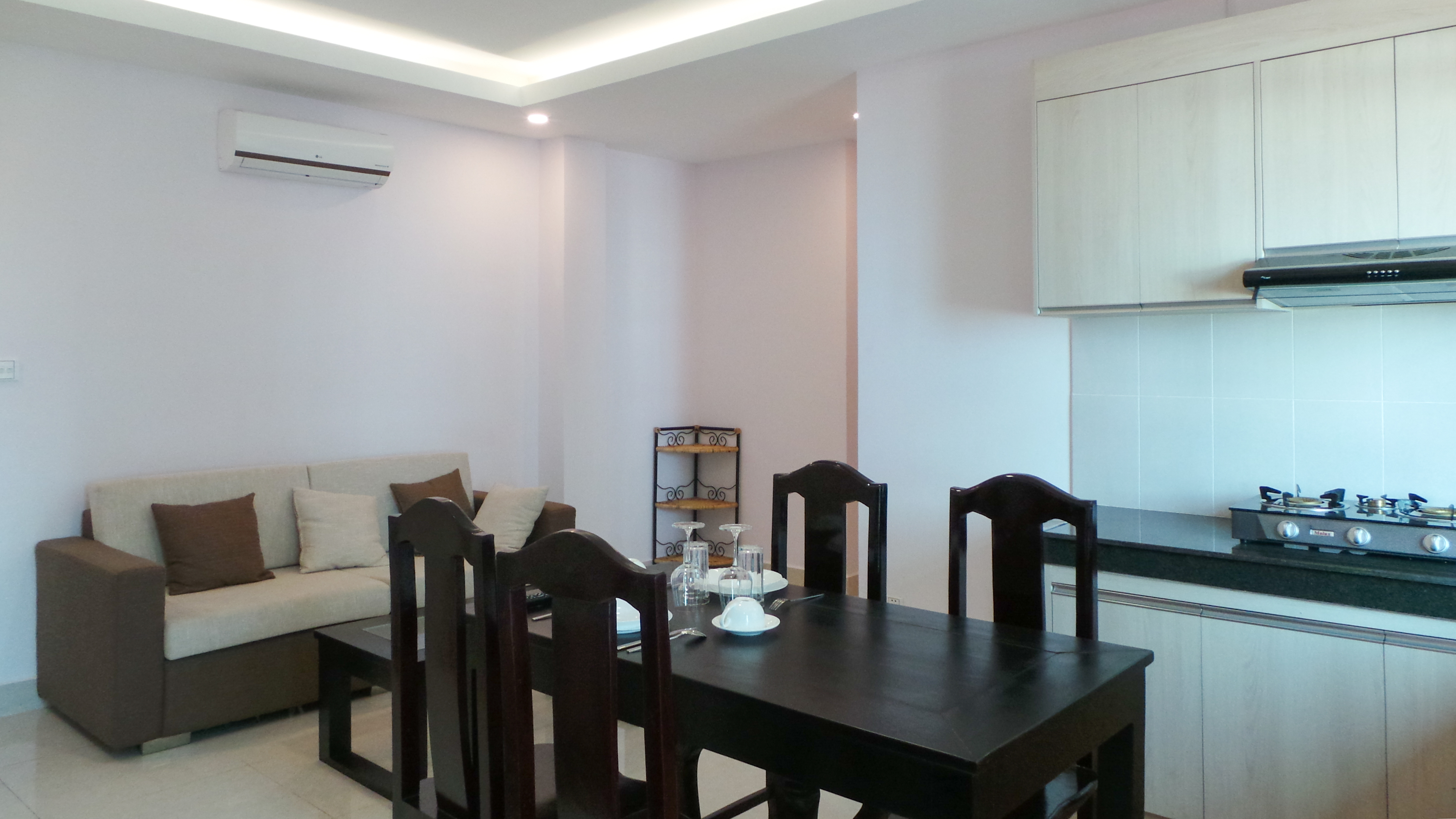 Short term rental Phnom Penh