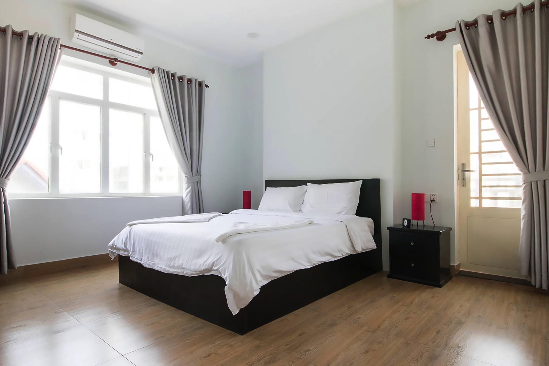 western bedroom   La Belle Residence