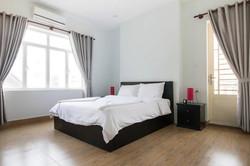 western bedroom | La Belle Residence