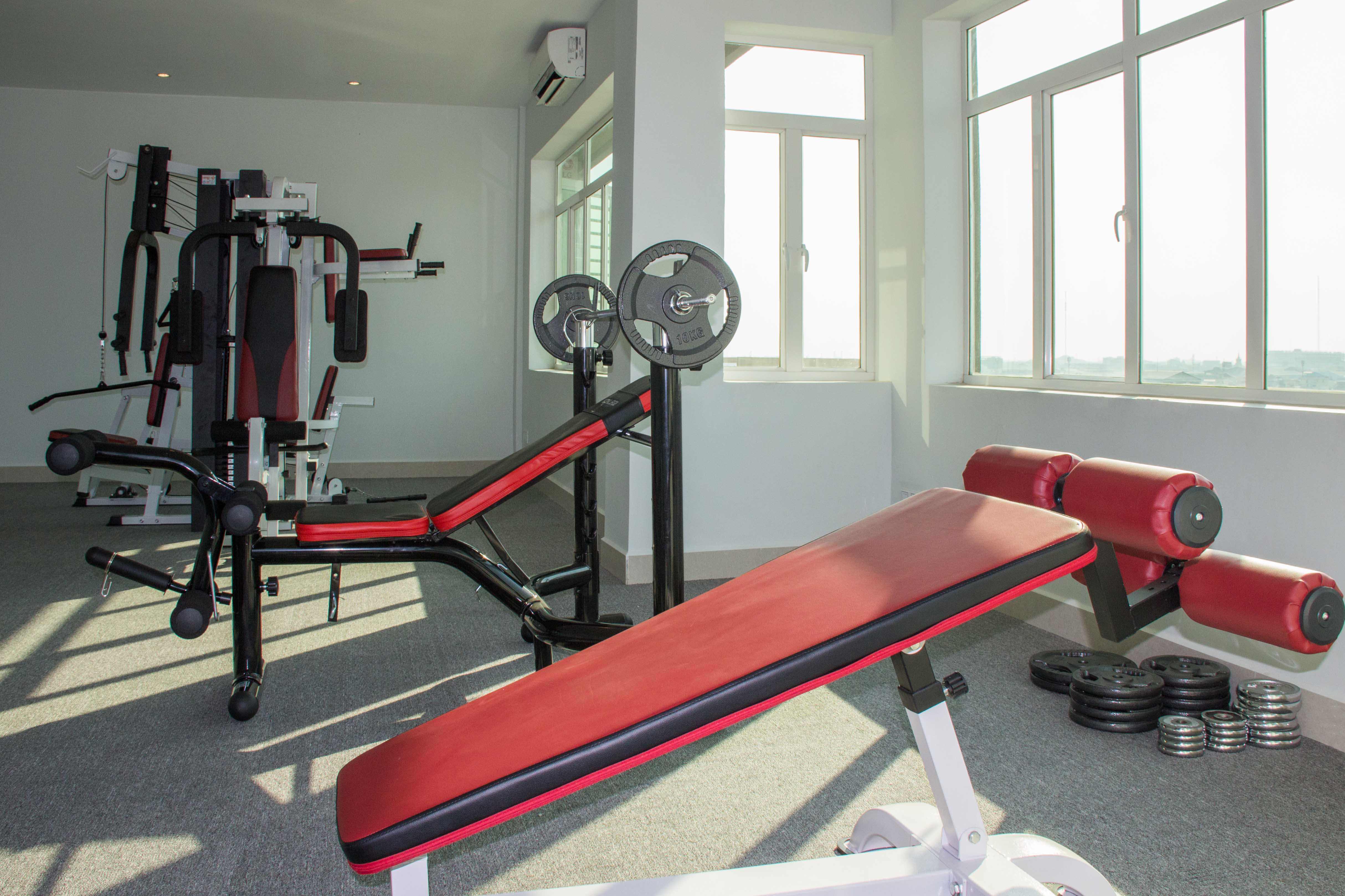 Gym | phnom penh | weekly