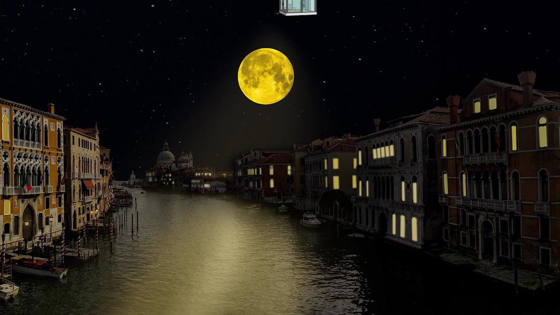 Un Cube à Venise