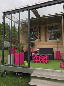 Cube salon