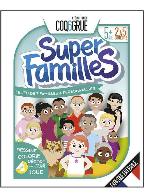 COQ6GRUE - Super Familles