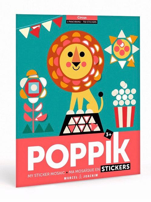 Poster Poppik - Le cirque