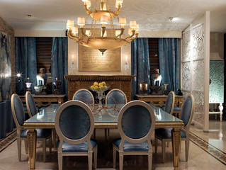 The Formal Dining Room Strikes Back