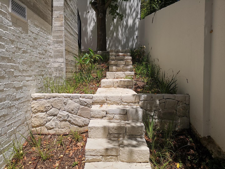 Higgovale stair