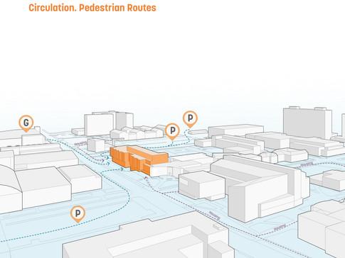 Parking Locations Diagram