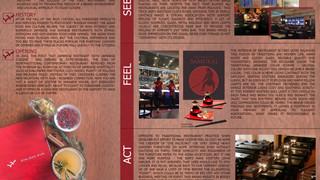 """Case Study - Restaurant """"Dve Palochki"""""""
