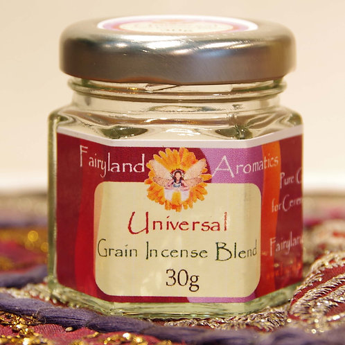 Universal Grain Incense Blend