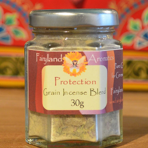 Protection Grain Incense Blend