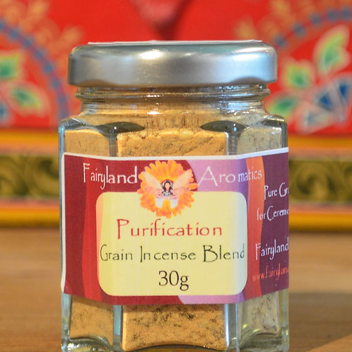 Purification Grain Incense Blend