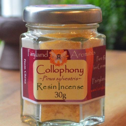 Colophony