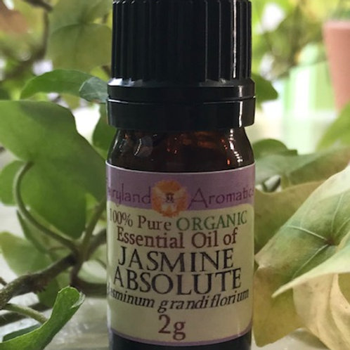 Jasmine  Organic 100%