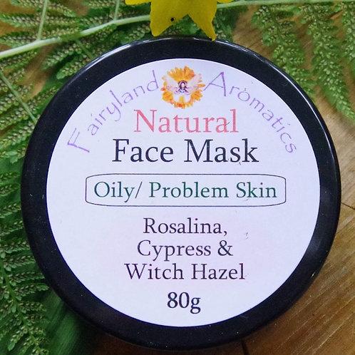 Face Mask; Rosalina, Cypress & Witch Hazel