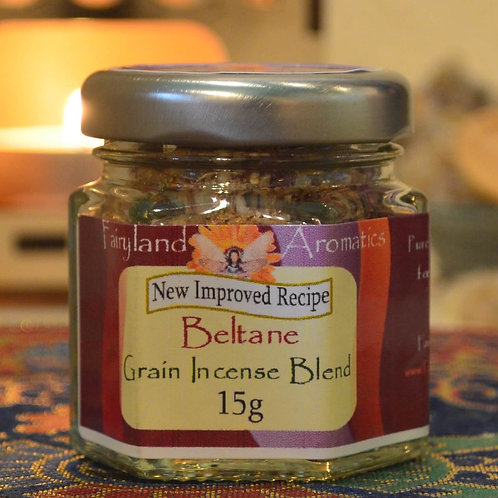 Beltane Grain Incense Blend
