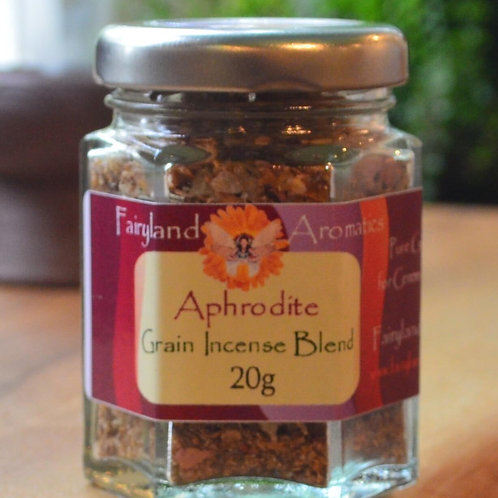 Aphrodite Grain Incense Blend