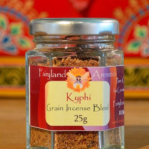 Kyphi Grain Incense Blend