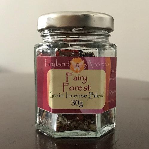 Fairy Forest Grain Incense Blend