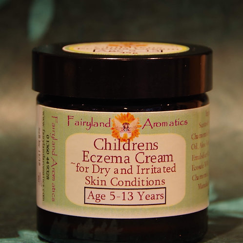 Eczema Cream (Age 5-13)