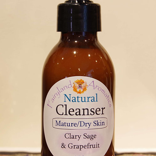 Cleanser: Clary Sage & Grapefruit