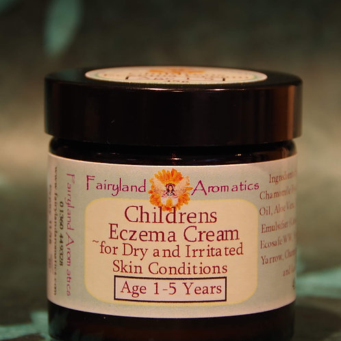 Eczema Cream (Age 1-5)