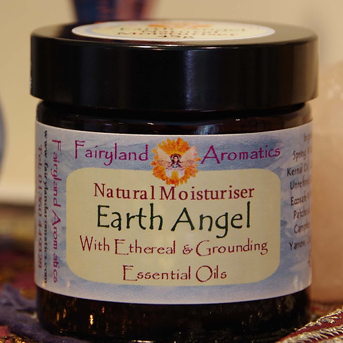 Earth Angel Moisturiser
