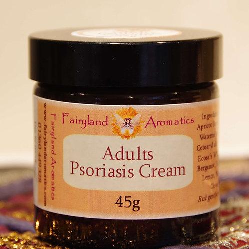 Psoriasis Cream (Adults)