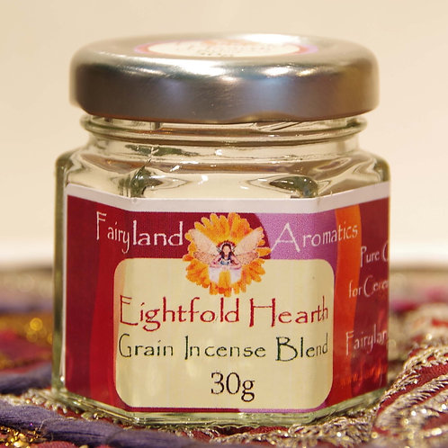 Eightfold Hearth Grain Incense Blend