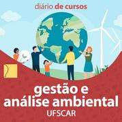 Diário de Cursos - Gestão e Análise Ambiental (UFSCar)