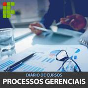 Diário de Cursos - Processos Gerenciais (IFSP - São Carlos)