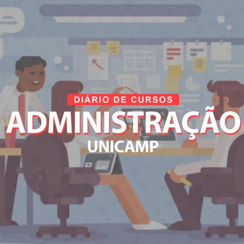Diário de Cursos - Administração (Unicamp)