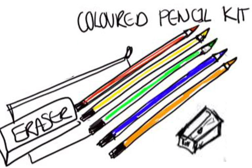 Pencil Kit
