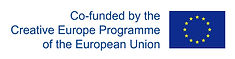 Co-funded by the Creative European programme of the European Union Logo
