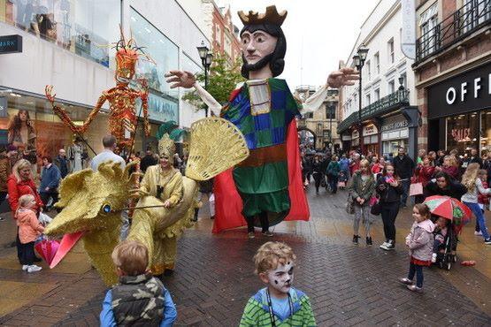 Carnival Celebrations in Lincoln (including King John!)