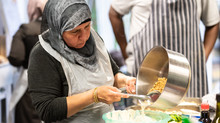Global Kitchen Delights with Digital Refugee Week Special
