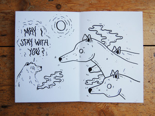 PORTSMOUTH: Creative Responses from UoP Illustration BA Students