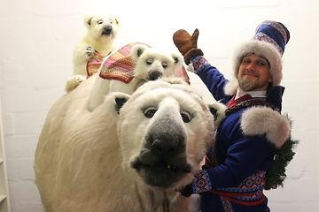 Inka the Polar Bear