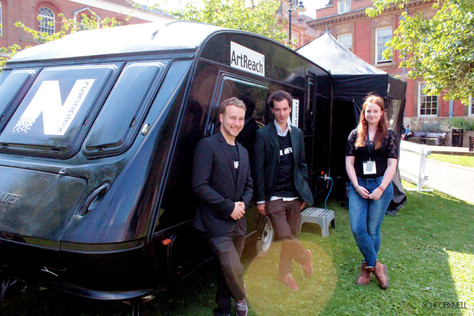 ArtReach secures funding support for 'Young Producers'