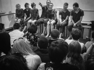 ANNOUNCEMENT: Burning Doors//Post Show Discussions