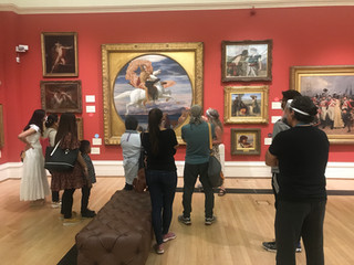 Photographic impressions at Leicester Museums and Galleries