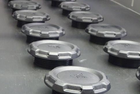 Serienproduktion Kunststoffteile