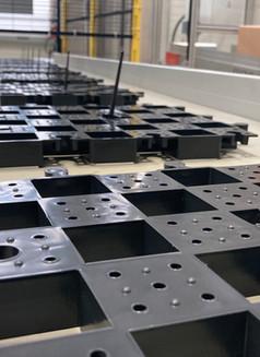 Kunststoff Serienproduktion