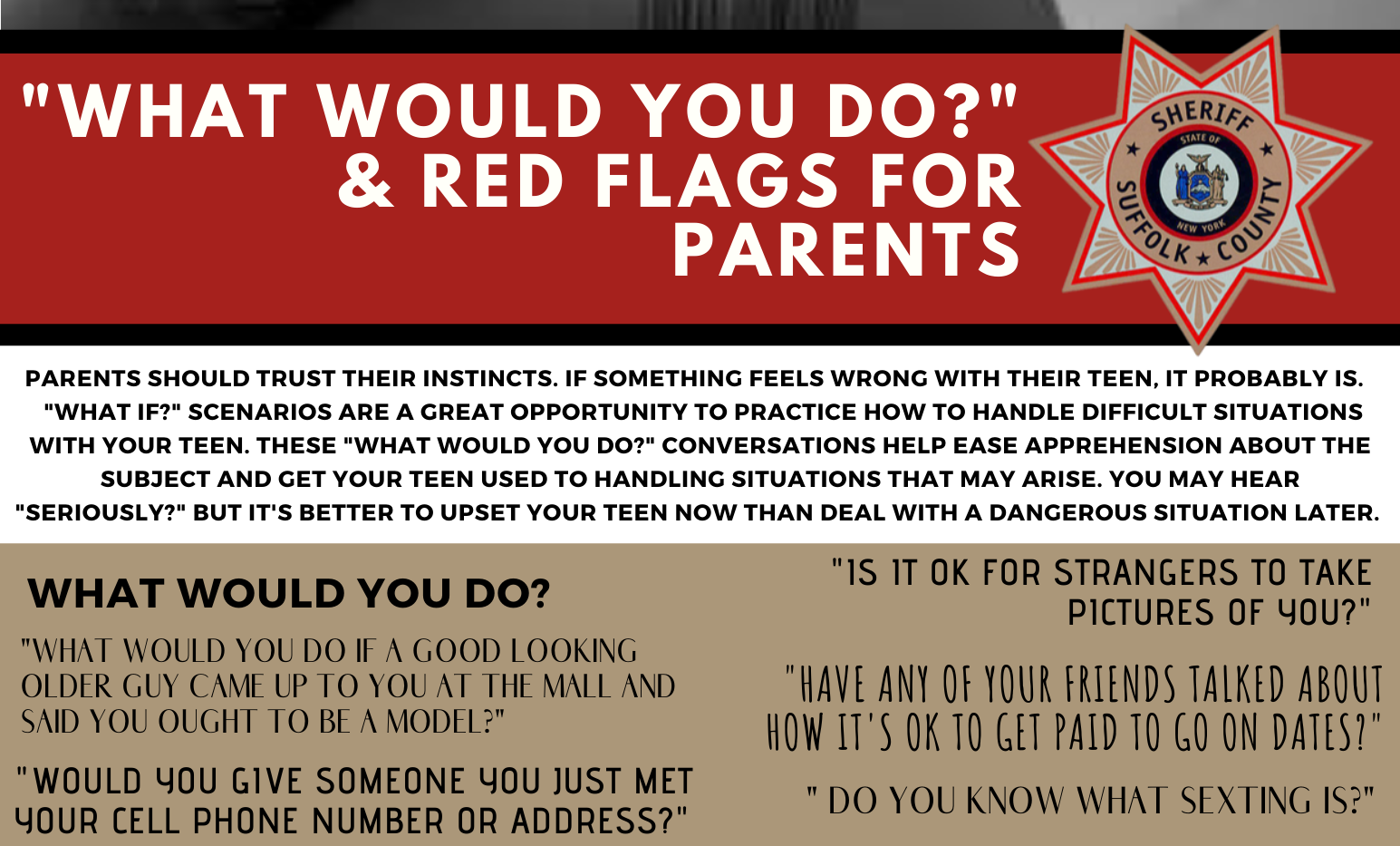 Red Flags for Parents