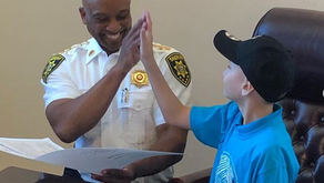 """Twelve Year Old Cancer Survivor to be """"Sheriff For a Day"""""""