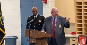 SHERIFF'S OFFICE NAMES JAIL'S LINEUP ROOM AFTER FORMER NYS COMMISSION OF CORRECTION CHAIR