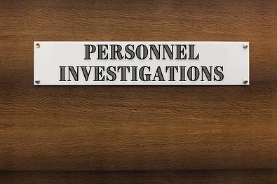 Personnel Investigations Bureau