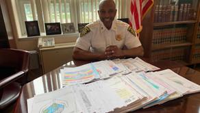 Sheriff Toulon Chosen for First Responder Friday