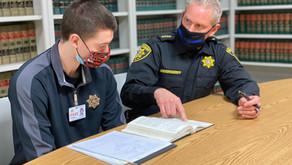 SUFFOLK COUNTY SHERIFF'S OFFICE NEW STUDENT LEGAL INTERNSHIP PROGRAM