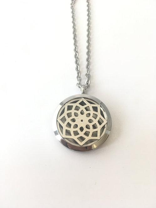 """Minidifusor """"Mandala octagonal"""""""