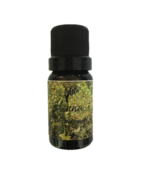 Aceite Esencial de Henna (Lawsonia inermis)
